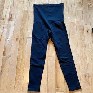 Empetua black shaping high rise leggings size XXL